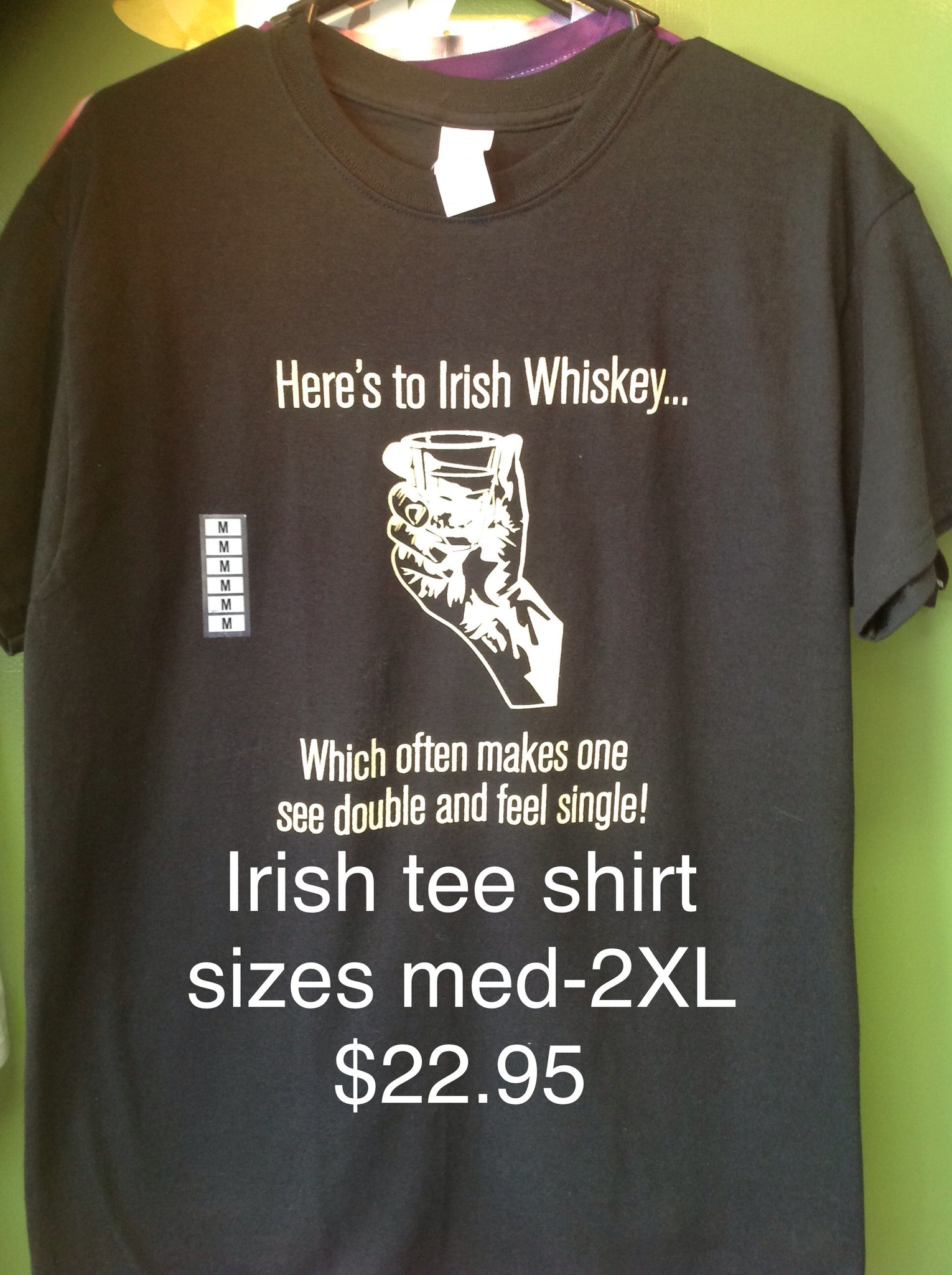 Irish Whisky Tee Shirts