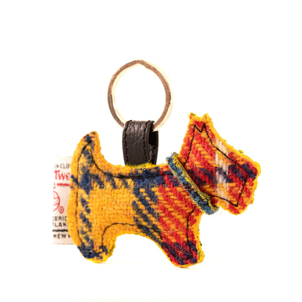 Harris Tweed Key Chains