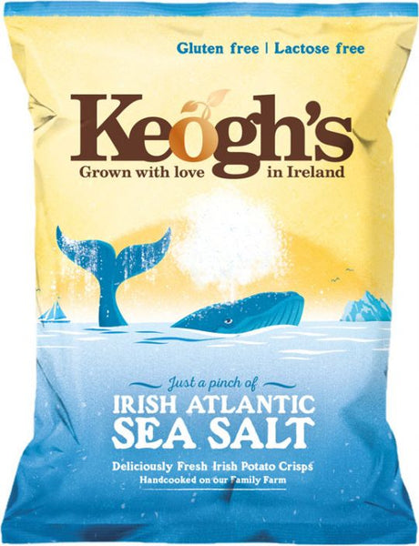 Chips from Ireland