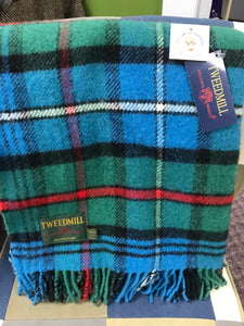 Tweed Mills Wool Blanket