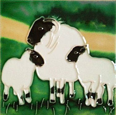 Skye Tiles, Sheep