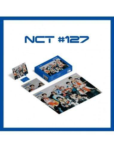 [Pre Order] NCT 127 Neo Zone The Final Round Official Puzzle Package