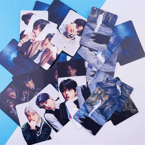 BTS MAP OF THE SOUL : 7 Collection Card Photocard Cards