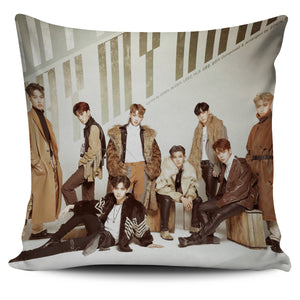 Ateez Pillow Case Version 1
