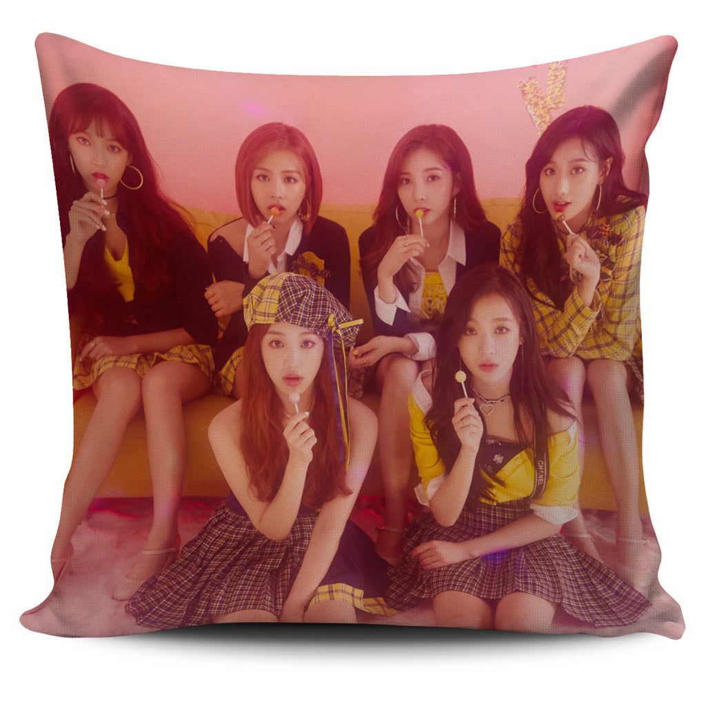 April Pillow Case