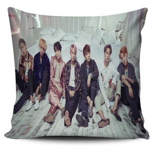 FREE Bangtan Boys Pillow Cover