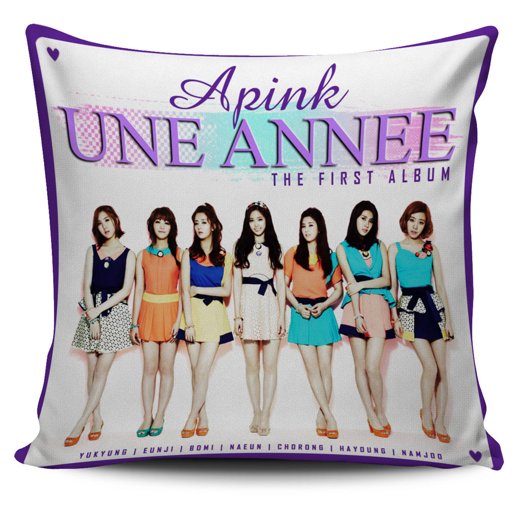 APink Album Pillow Case