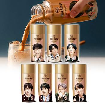 Bangtan7 Hot Brew Vanilla Latte - Official