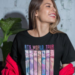 Speak Yourself World Tour Group Shirt