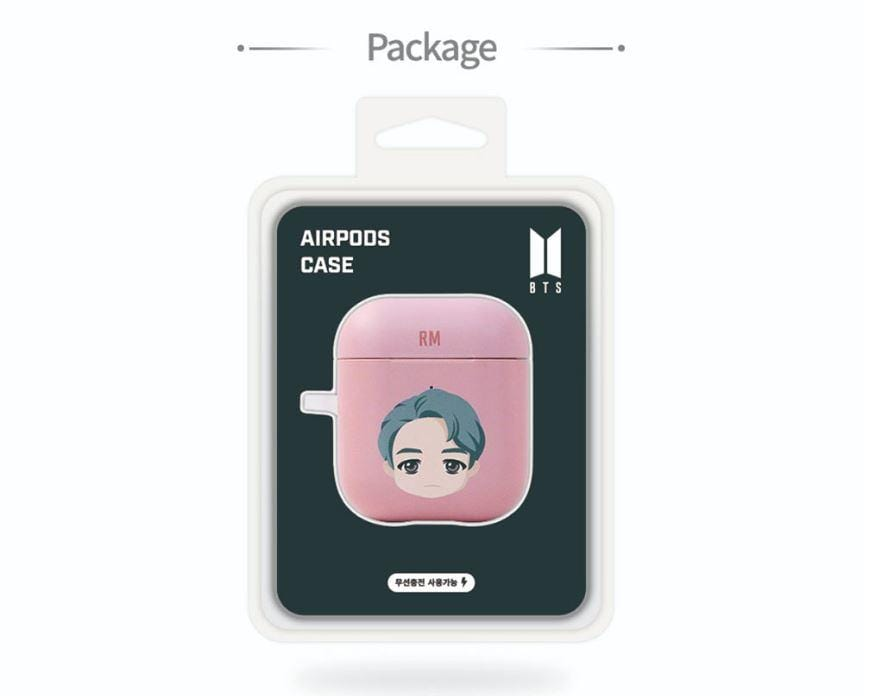 Bangtan7 Character Basic Airpods Case - Official
