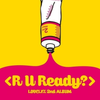 Lovelyz Official 2nd Album - R U Ready?
