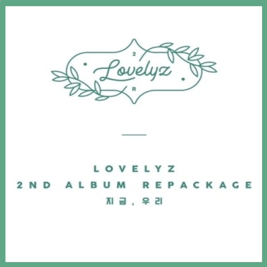 Lovelyz Official 2nd Album Repackage