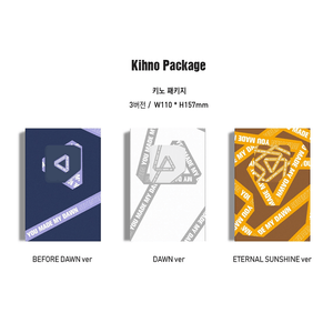 SEVENTEEN Official 6th Mini Kihno Album - YOU MADE MY DAWN (RANDOM VER) Kihno Kit