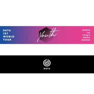 Day6 Official Slogan (1st World Tour MD)