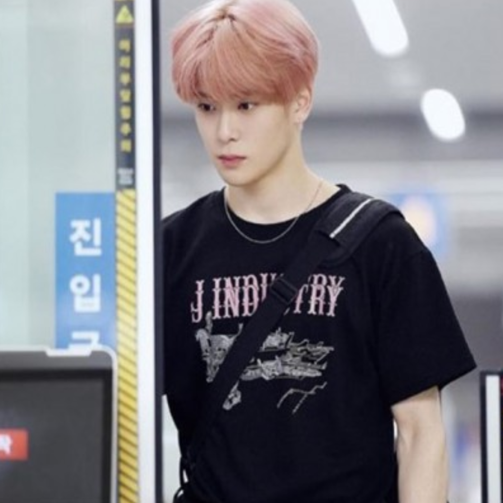 Official J Industry Airport T-Shirt