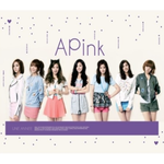 Apink Official 1st Album - Une Annee CD