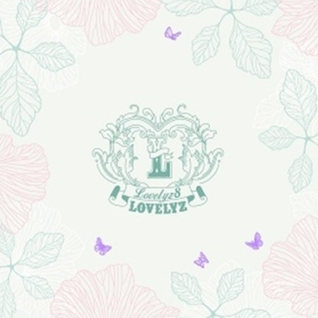 Lovelyz Official 1st Mini Album