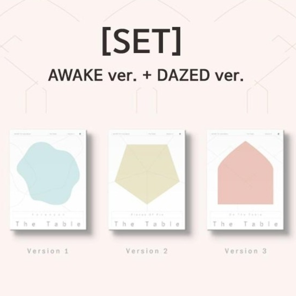 NU'EST Official 7th Mini Album Set of 3)