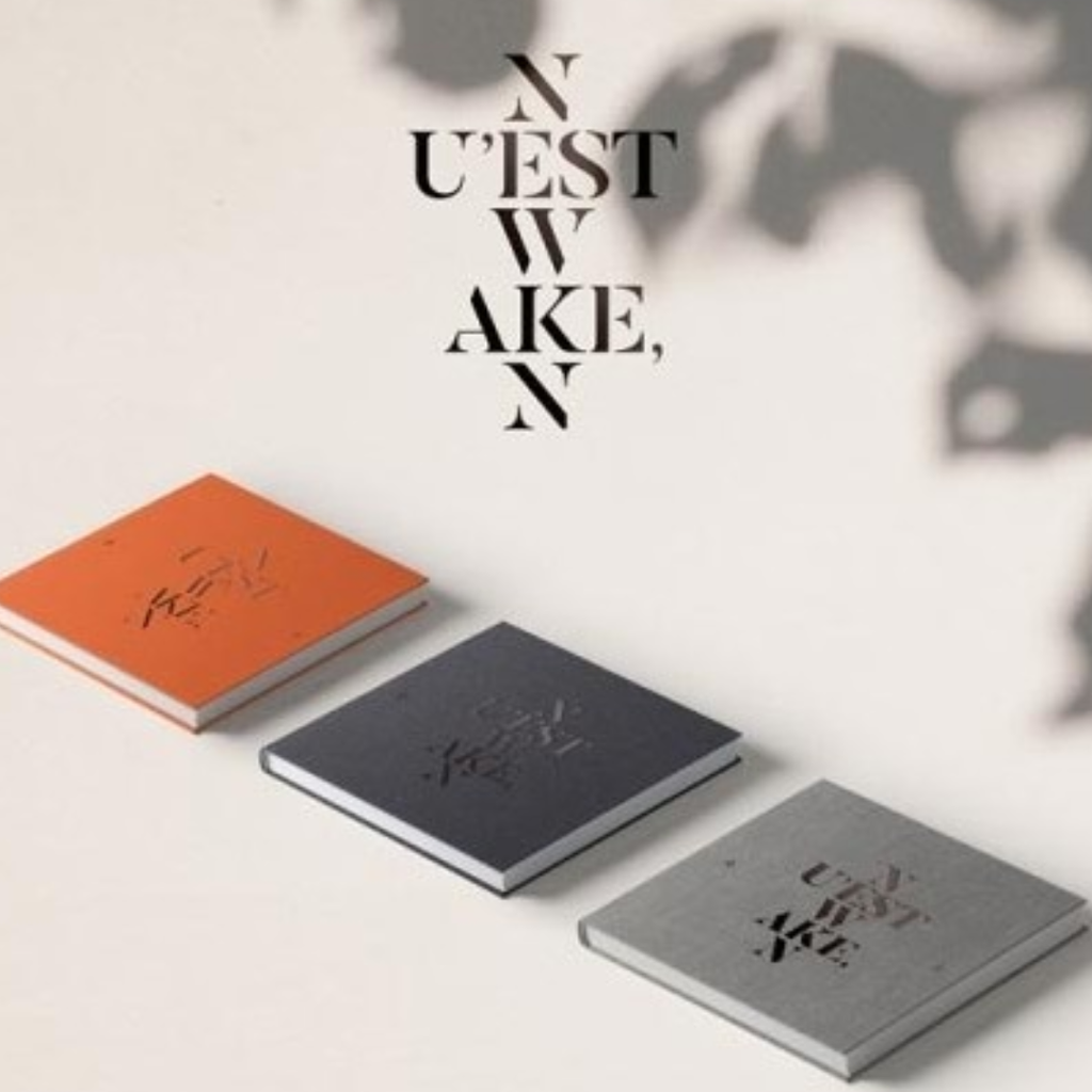 NU'EST W - Wake,N Official CD