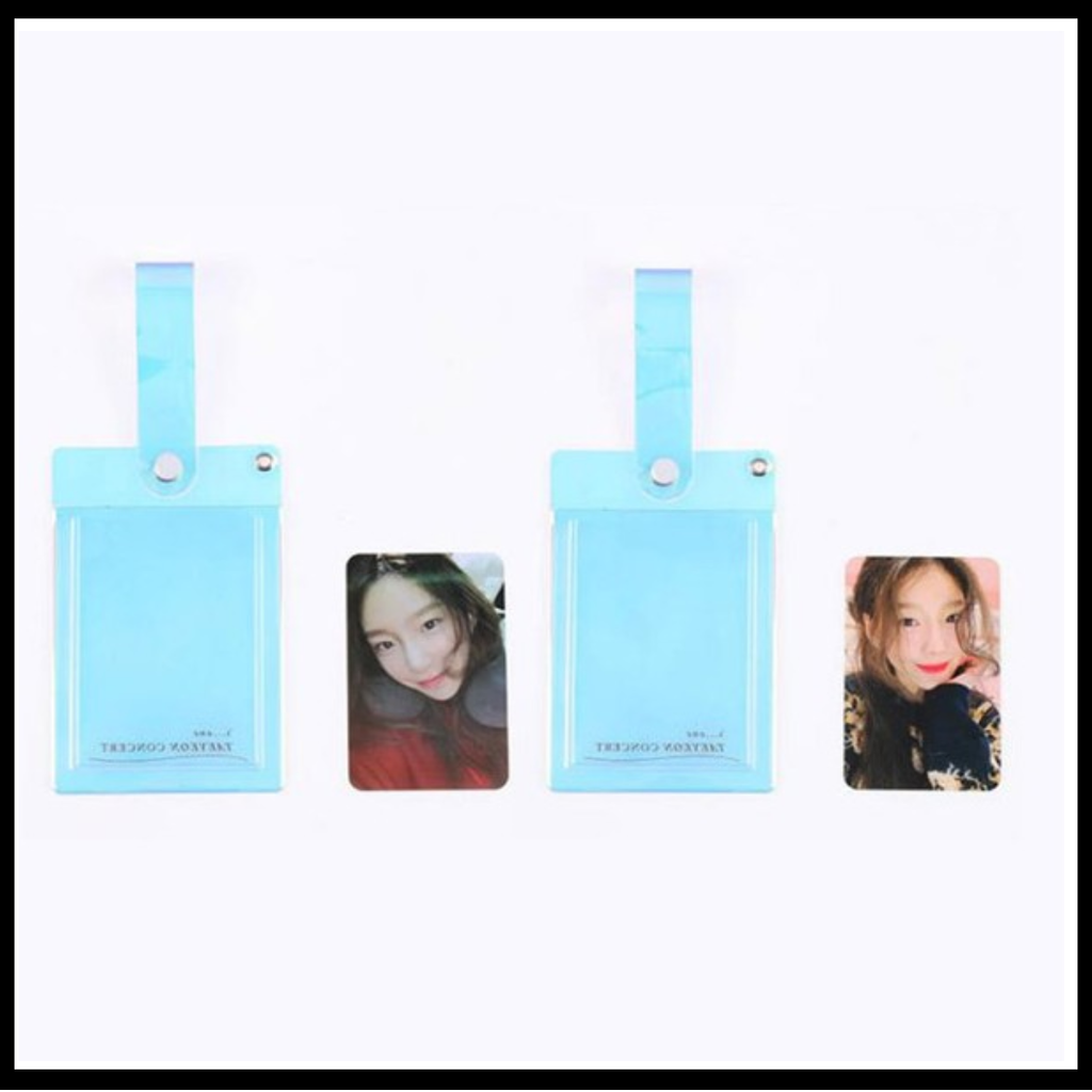 Taeyeon Official Card Holder + Photocard Set