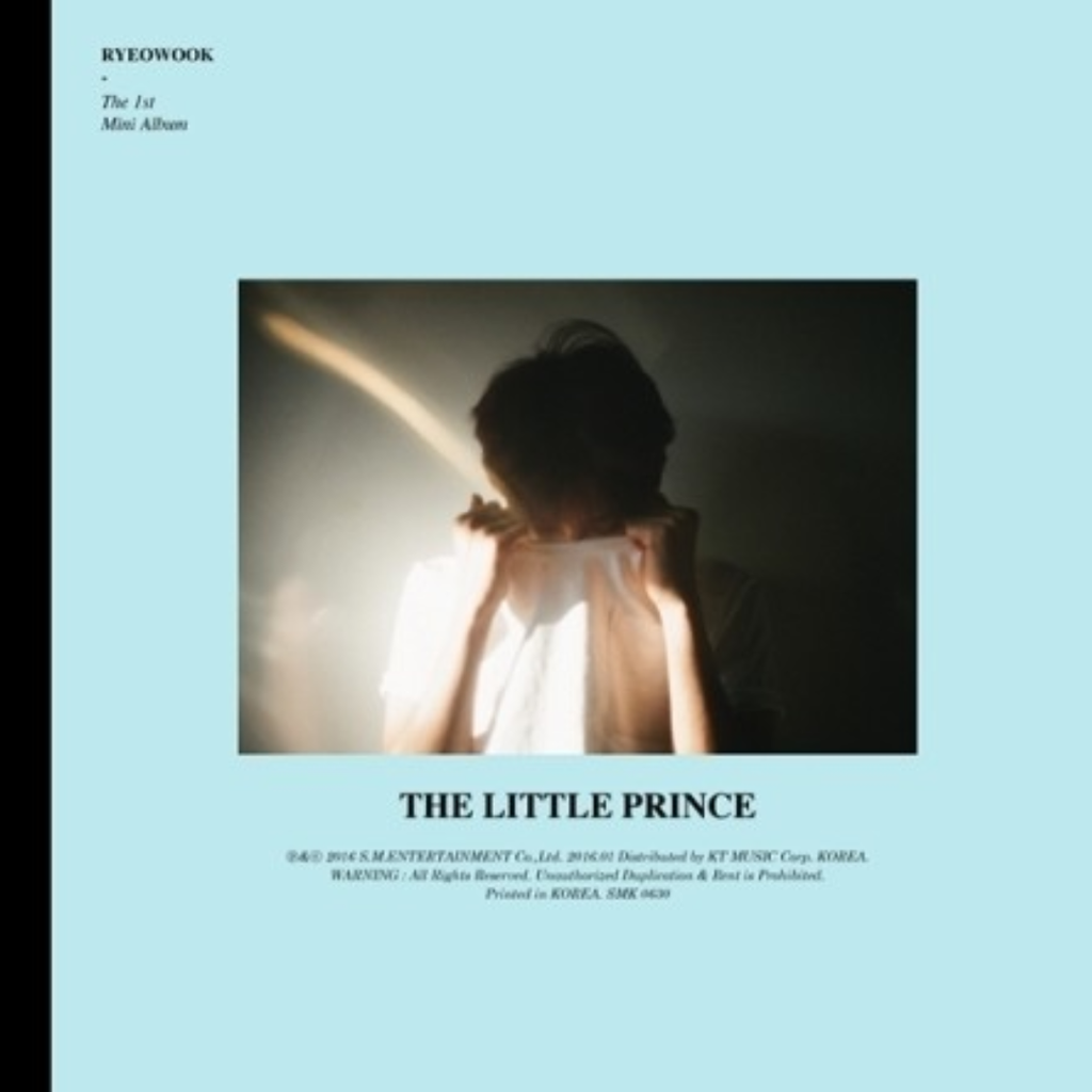 Ryeowook Official 1st Mini Album - The Little Price CD