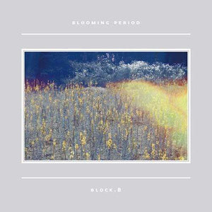 Block B - Official Mini Album Vol.5 [Blooming period]