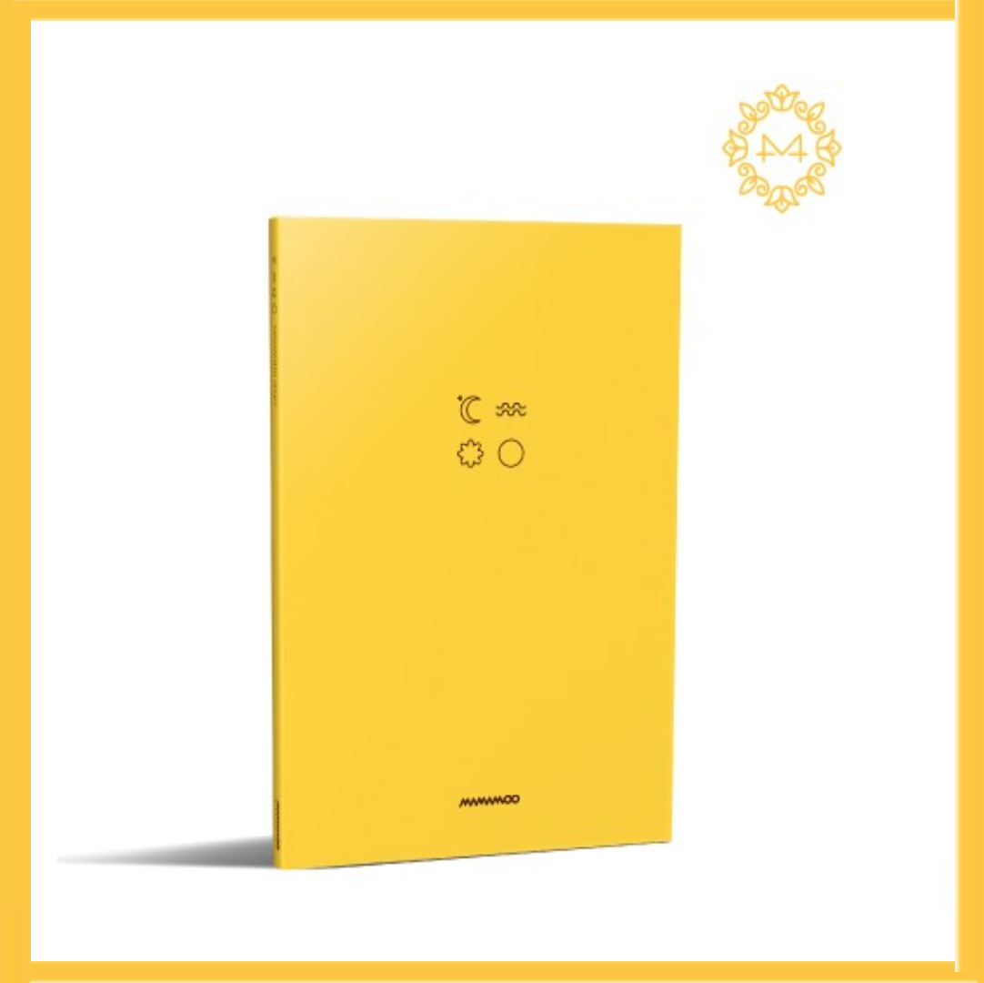 Mamamoo Official 6th Mini Album - Diary