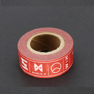Monsta X Official Masking Tape