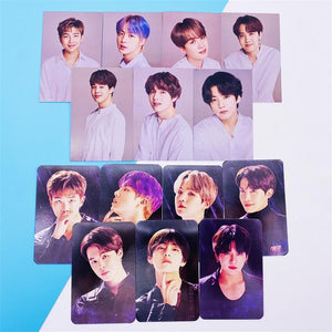BTS Album MAP OF THE SOUL 6TH MUSTER Collection Card Special Edition Photocard Cards