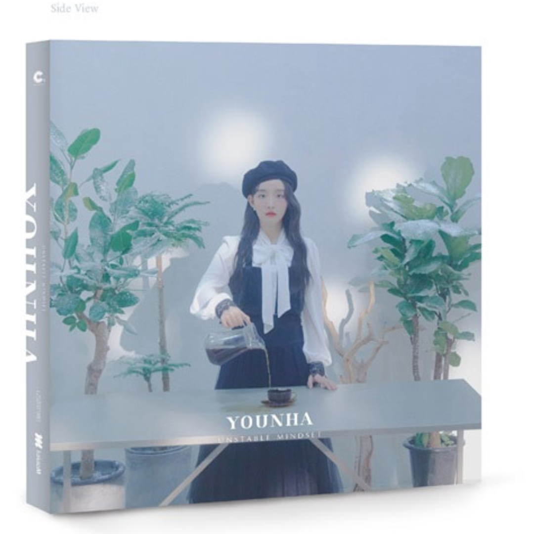 Younha Official 5th Mini Album