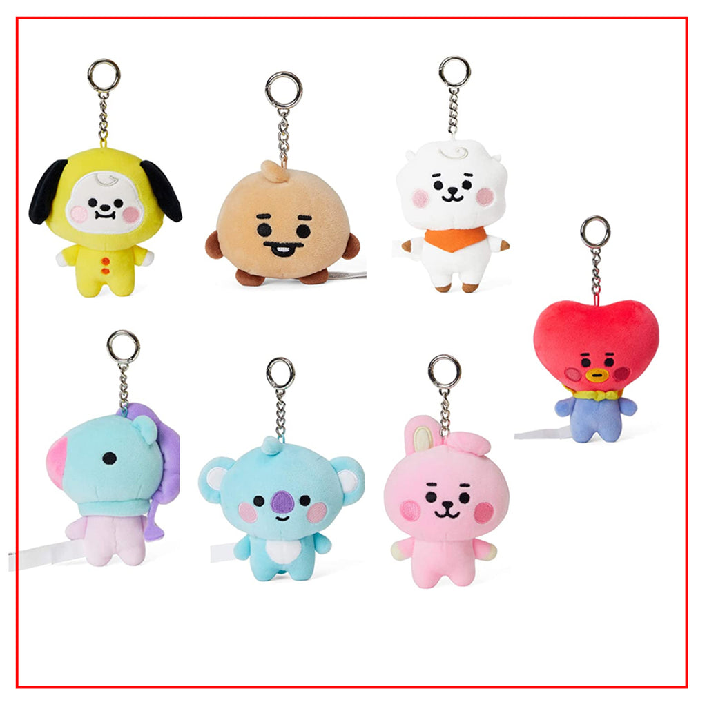 Bangtan21 Official - Baby Series Keychain