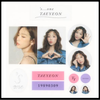 Taeyeon Official Epoxy Sticker