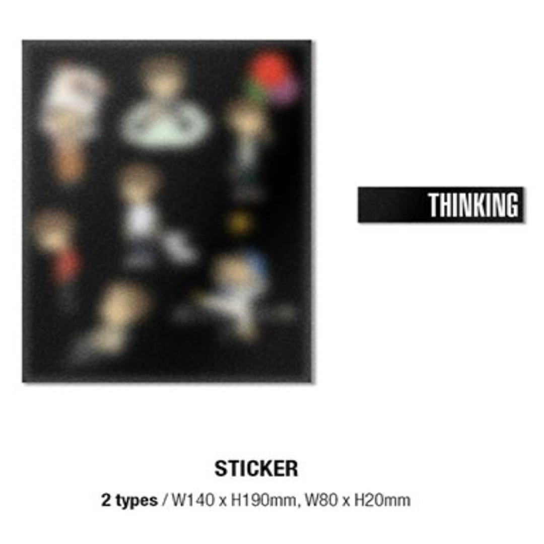 Zico Official 1st Album - Thinking CD