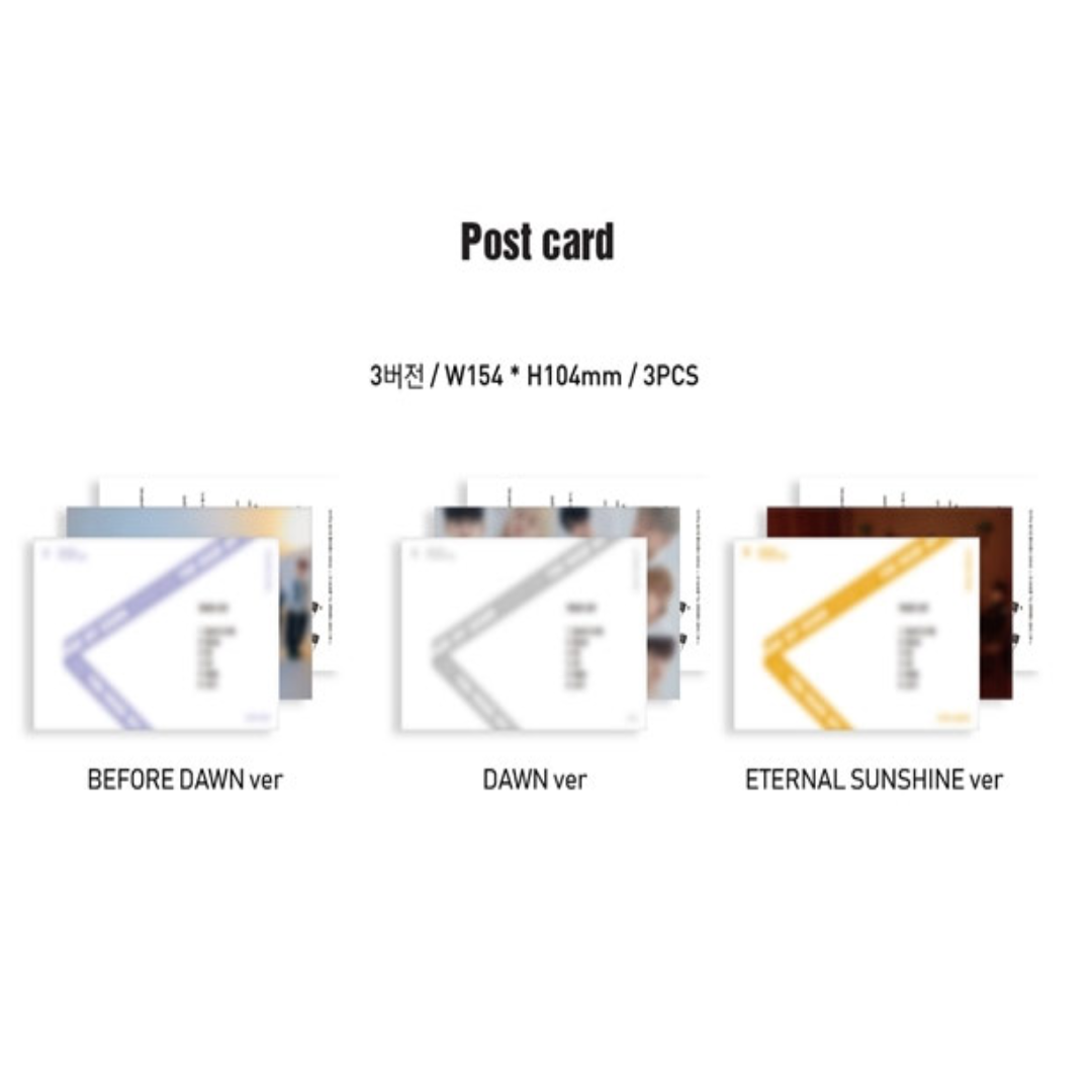Seventeen Official 6th Mini Album (Kit)