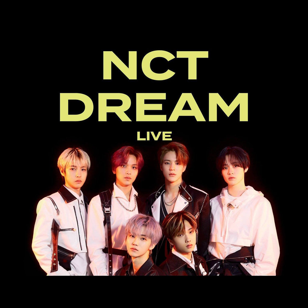 Pre-Order - Beyond LIVE BROCHURE NCT DREAM [Beyond the Dream Show]