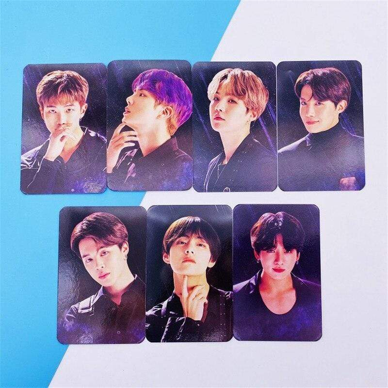 Bangtan7 6TH Muster Photocards