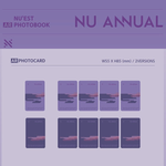 NU'EST Official Annual AR Photobook