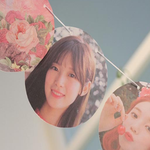 Oh My Girl Official Garland