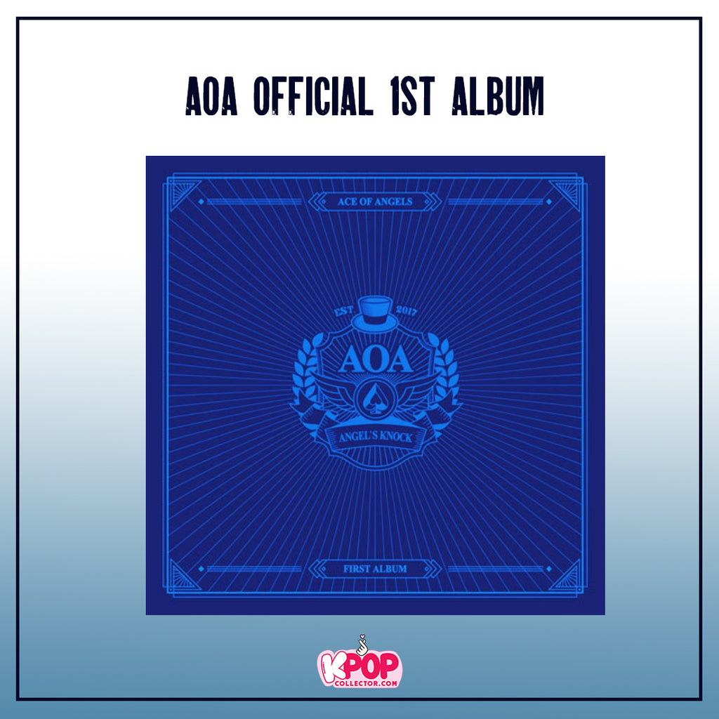 AOA Official 1st Album