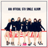 AOA Official 5th Single Album