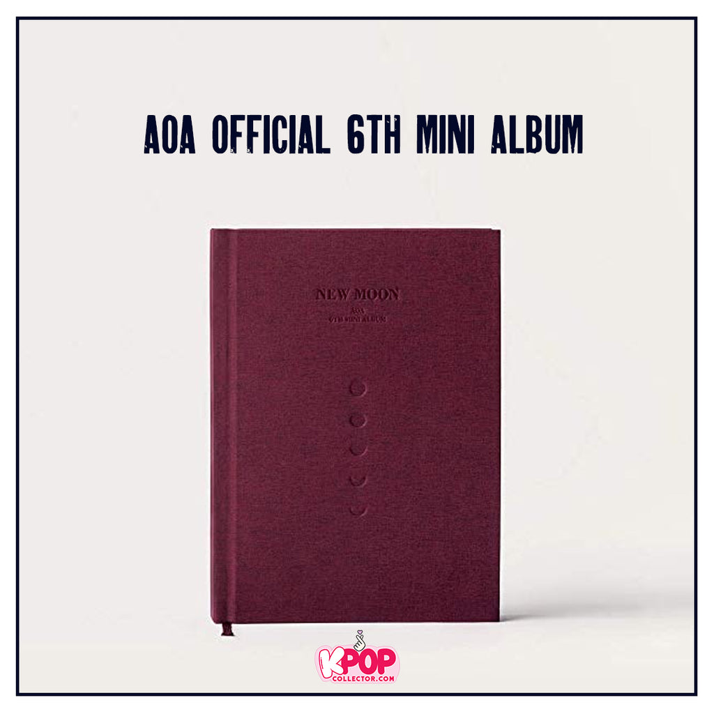 AOA Official 6th Mini Album