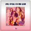 April Official 6th Mini Album