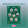 BTOB Official 10th Mini Album