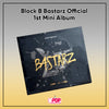 Block B Bastarz Official 1st Mini Album
