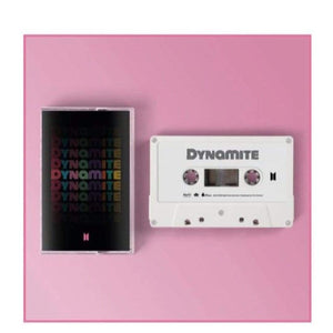 (PRE-ORDER) Dynamite Limited Edition Cassette And Vinyl - Official
