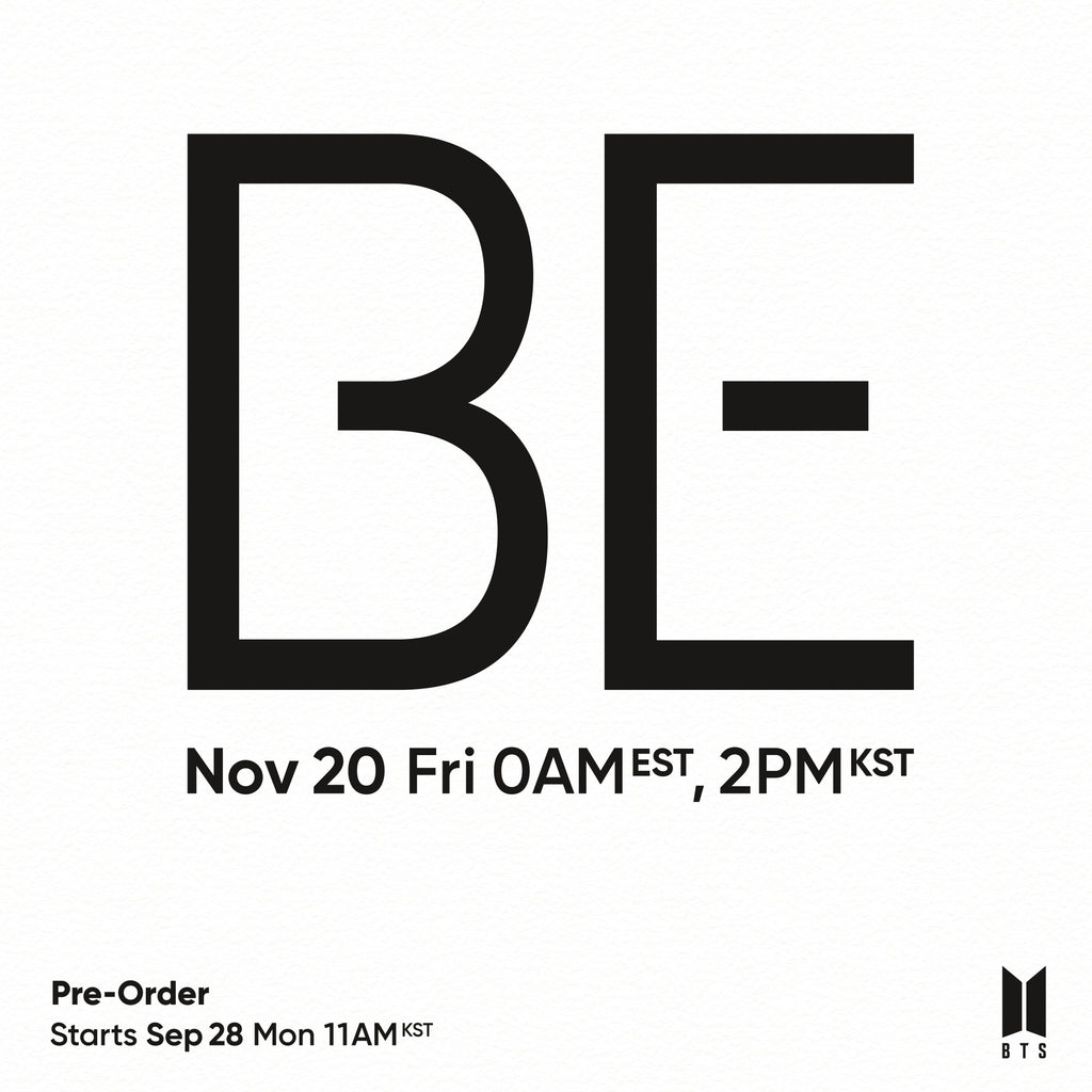 [PREORDER] BE (Deluxe Edition) Official Album