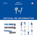 [PRE-ORDER] STRAY KIDS - 2ND PHOTOBOOK Official MD