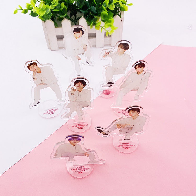 Bangtan7 FINAL Album Photo  Acrylic Stand Up