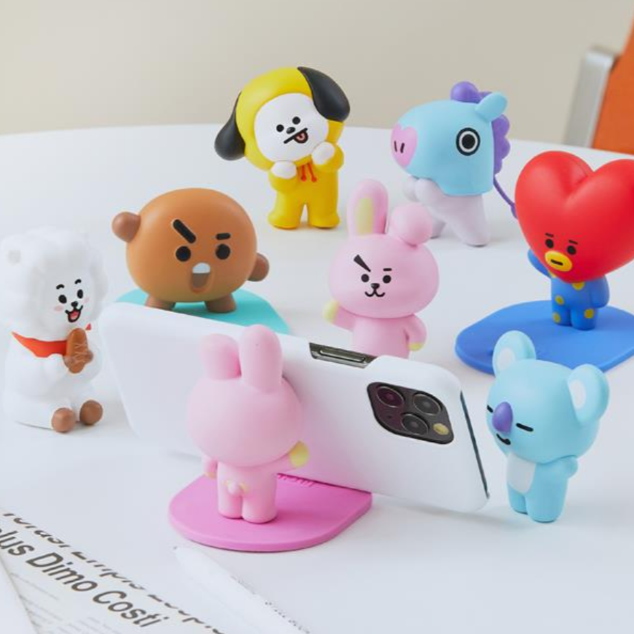 BANGTAN21 FIGURE MOBILE HOLDER - OFFICIAL MD