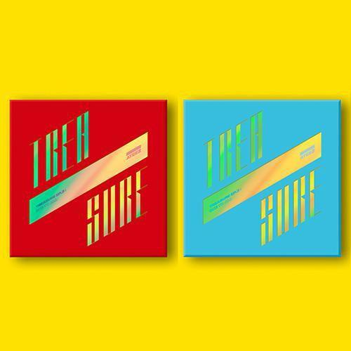 ATEEZ - Mini Album Vol.3 TREASURE EP.3 : One To All - Official